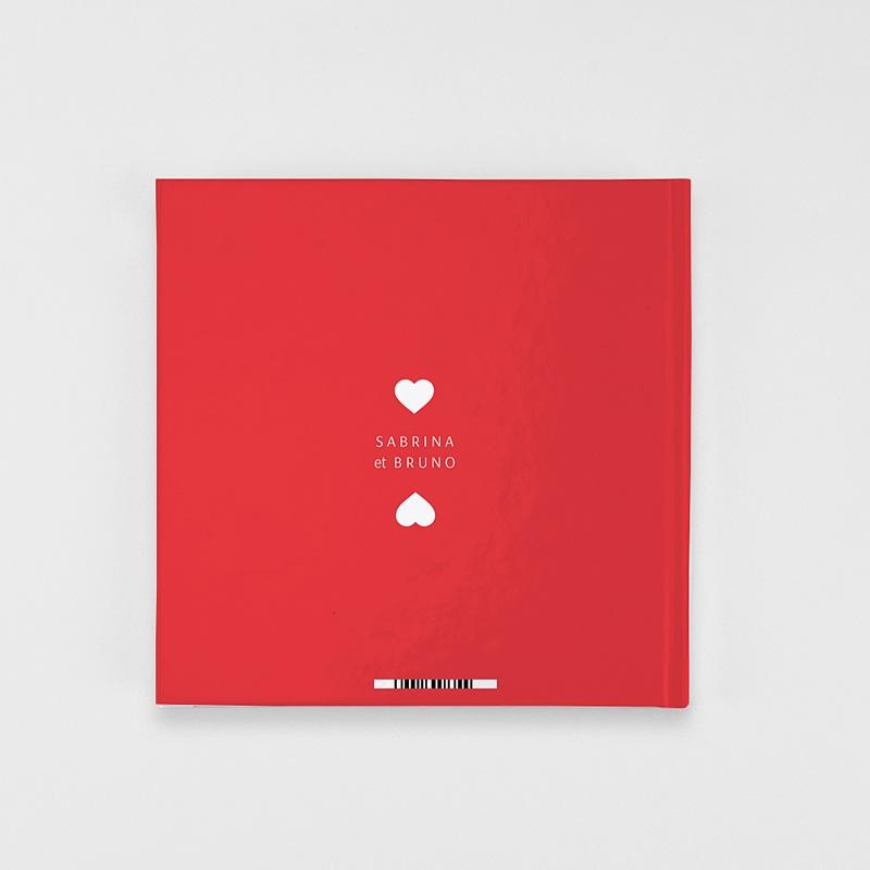 Fotobücher Quadratisch 20 x 20 cm Hochzeitsbuch pas cher