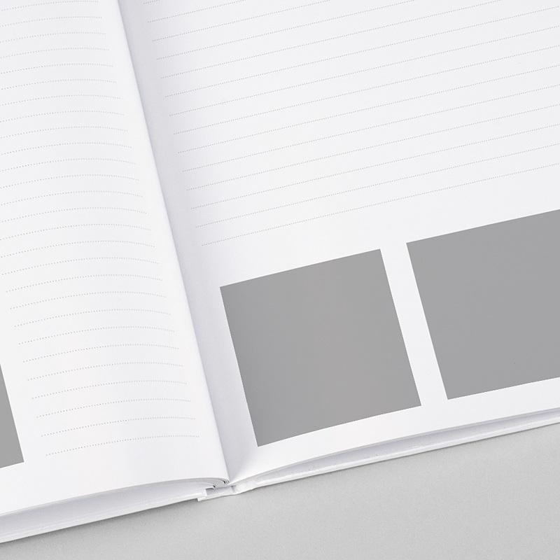 Fotobücher Quadratisch 30 x 30 cm Retrodesign