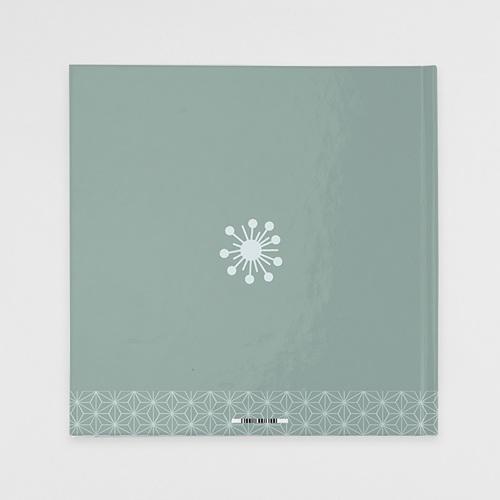 Fotobücher Quadratisch 30 x 30 cm Eiskristalle pas cher
