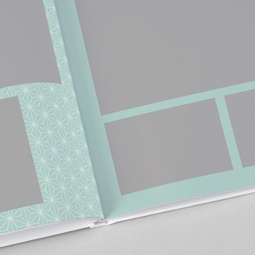 Fotobücher Quadratisch 30 x 30 cm Eiskristalle