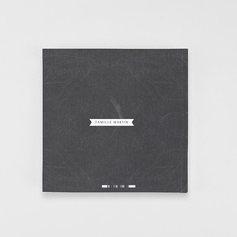 Fotobücher Quadratisch 20 x 20 cm Kreidetafel pas cher