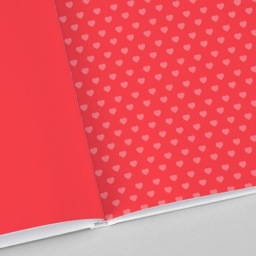 Fotobücher A4 Hochformat Liebe ist