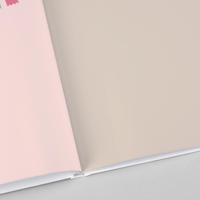 Fotobücher Quadratisch 30 x 30 cm Pastellton