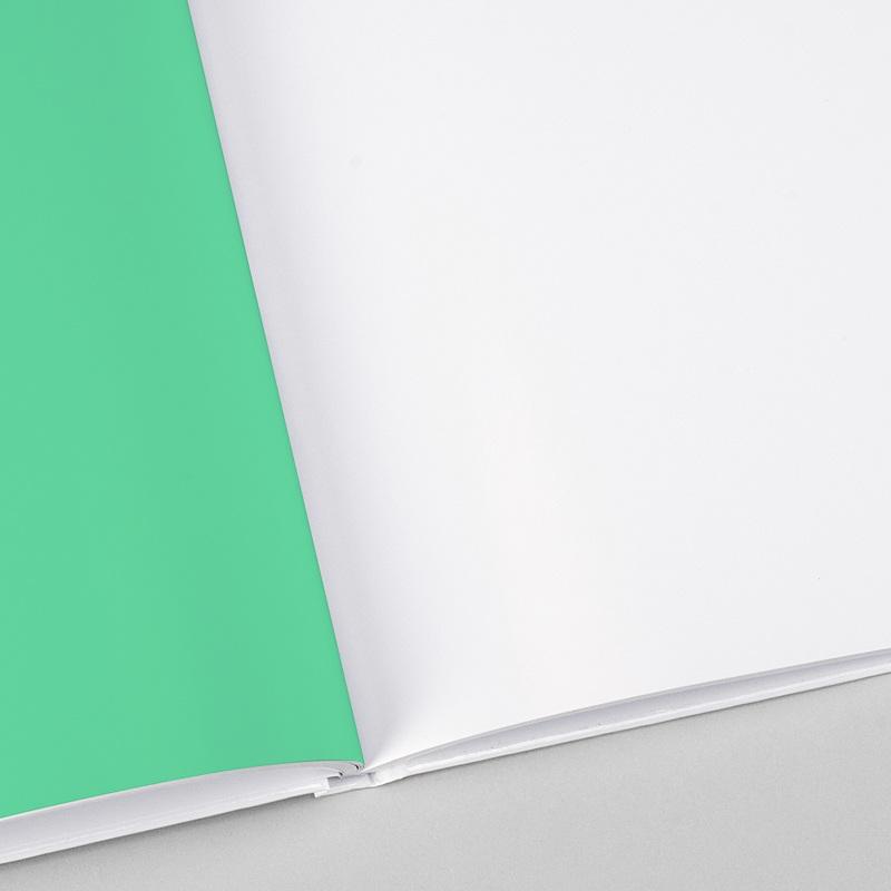Fotobücher Quadratisch 30 x 30 cm Zitrone und Minze