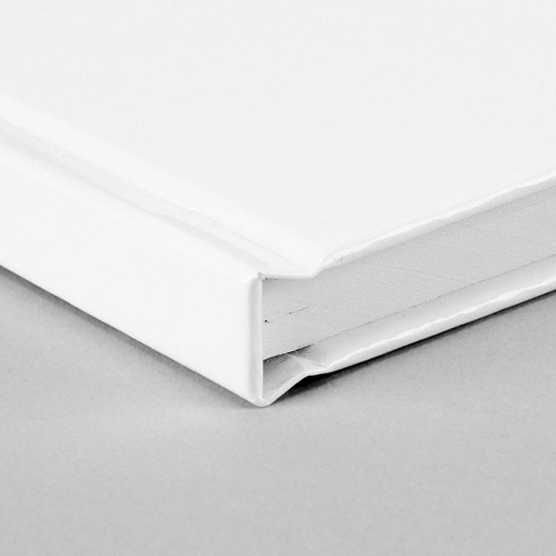 Fotobücher Quadratisch 20 x 20 cm Minze und Zitrone gratuit