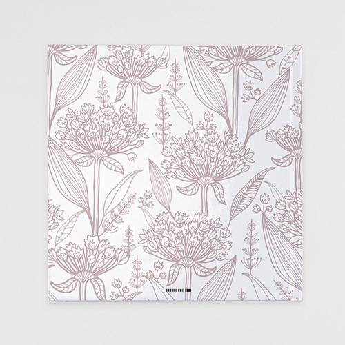 Fotobücher Quadratisch 30 x 30 cm Vintage floral pas cher