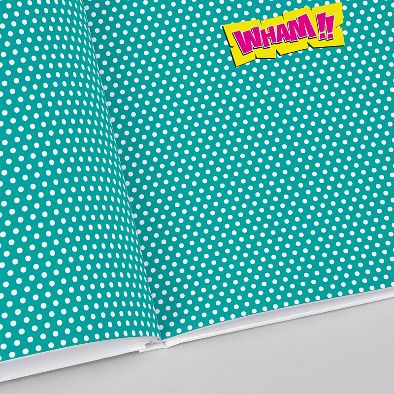Fotobücher A4 Hochformat Sprechblasen
