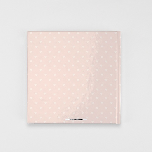 Fotobücher Quadratisch 20 x 20 cm Mädchenalbum pas cher