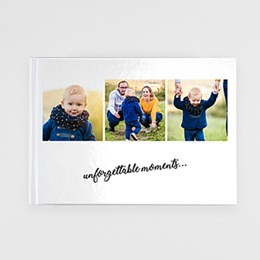 Panorama Fotobücher A4 Querformat - Unforgettable Moments - 0