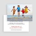 Weihnachtskarten Goldprägung, Foto, Happy New Year gratuit