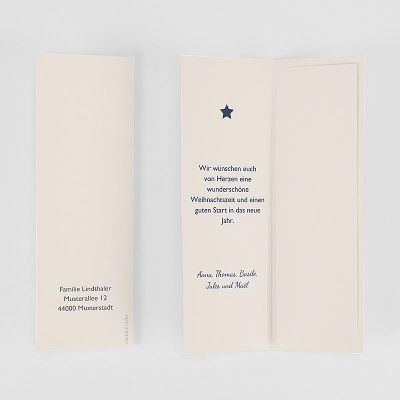 Weihnachtskarten Goldprägung, Lesezeichen, Klappkarte, Fotos gratuit