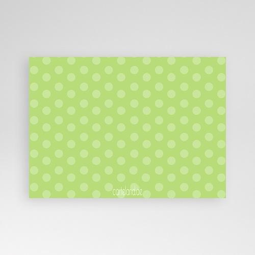 Einladungskarten Taufe Mädchen - Grün Pink 8275 preview