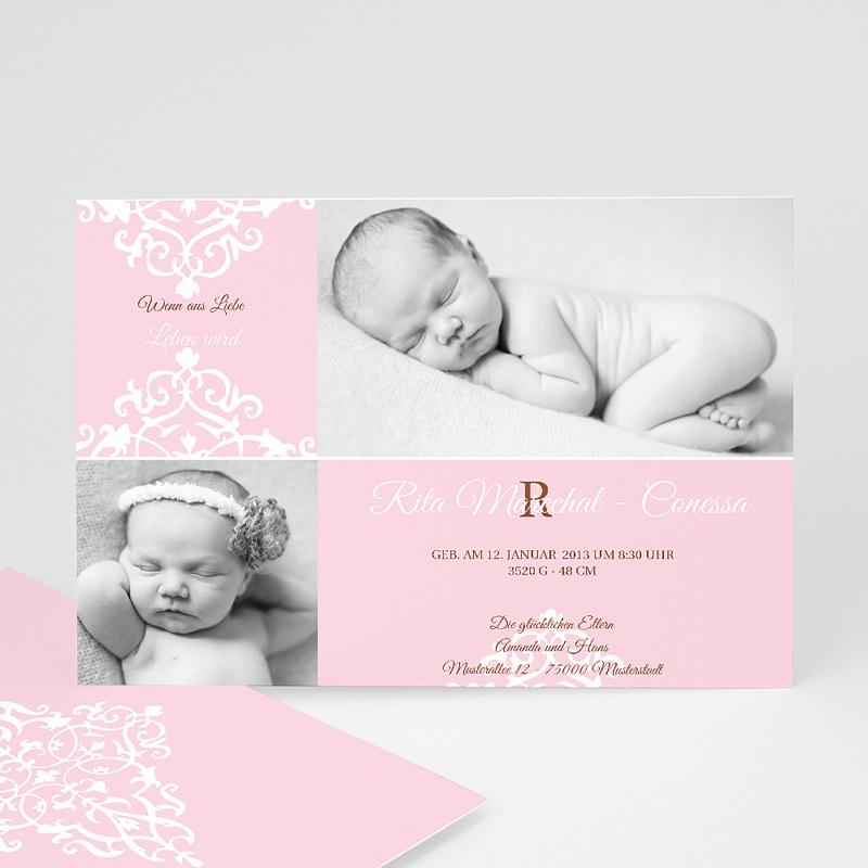 Geburtskarten für Mädchen Azalee