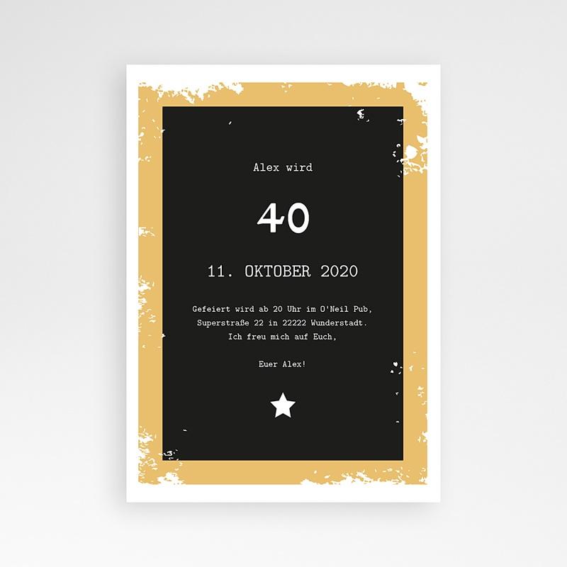 Erwachsener Einladungskarten Geburtstag Craft Beer, Foto, 12 x 16,7 pas cher