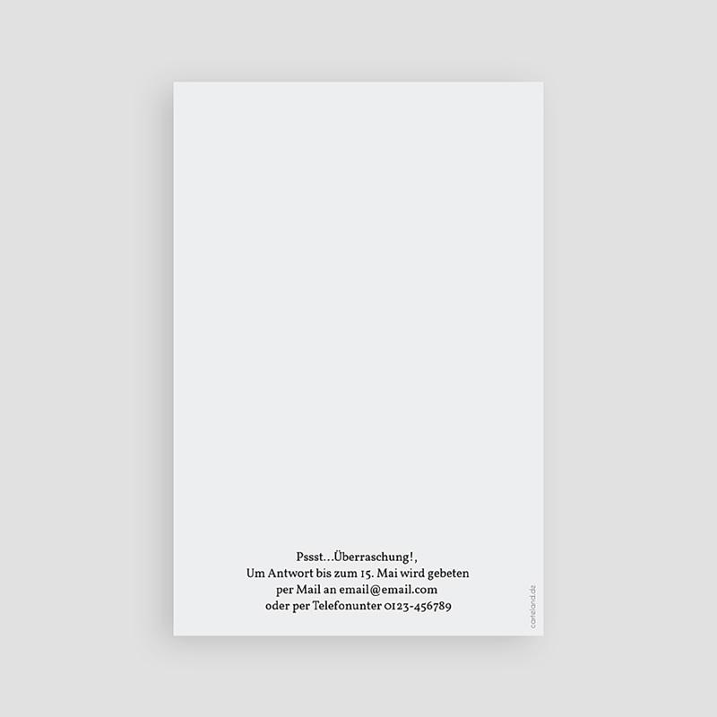 Erwachsener Einladungskarten Geburtstag Zahlen 40, Fotos, 10 x 15 cm pas cher