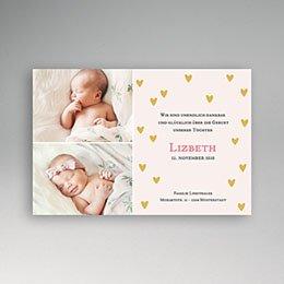 Geburtskarten für Mädchen Jens