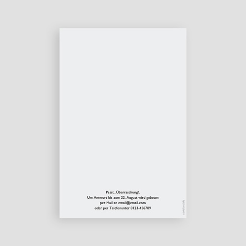 30 Jahre Alt Einladungskarten Geburtstag Zahlen 30, Fotos, 10 x 15 cm pas cher
