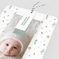 Geburtskarten Weihnachten,1 Foto, 3 Etiketten pas cher