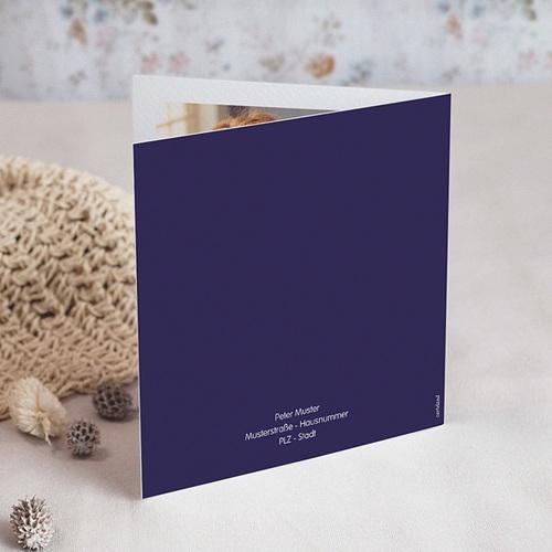50 Jahre Alt Einladungskarten Geburtstag 50 Jahre, Relieflack, Klappkarte, Quadratisch gratuit