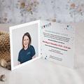 20 Jahre Alt Einladungskarten Geburtstag Zirkus, 25 Jahre, Relieflack, Klappkarte pas cher
