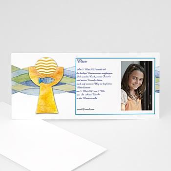 Einladungskarten Kommunion Mädchen Lorenz