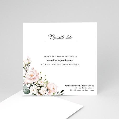 Change The Date Hochzeitskarten Romantisch Kraft