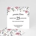 Change The Date Hochzeitskarten Herrlich romantisch
