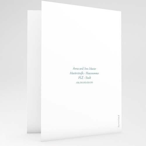 Kondolenzkarten Kreuz und Hortensien, Anteilnahme gratuit