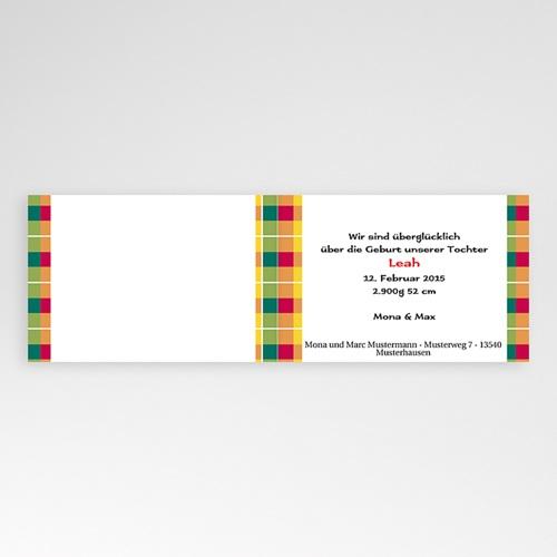 Geburtskarten für Mädchen - Ony 8527 test