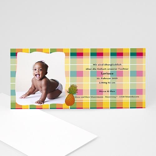 Geburtskarten für Mädchen - Thea 8542