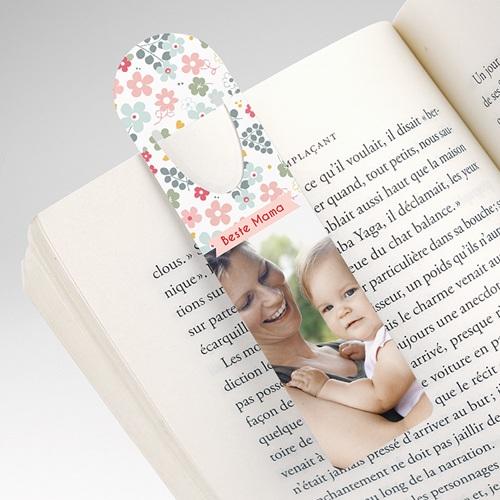 Personalisierte Lesezeichen Rosalie pas cher