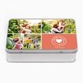 Personalisierte Fotodose für Oma, 4 Fotos