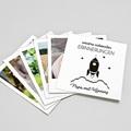 Fotomagnete Foto-Souvenirs, 12-teiliger Set