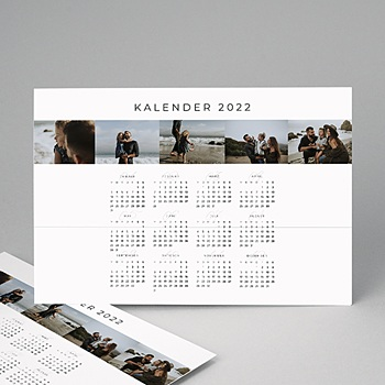 Kalender Jahresplaner - Stilvoller Jahresplaner - 1