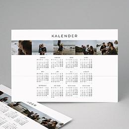 Kalender Loisirs Familienplaner schlicht