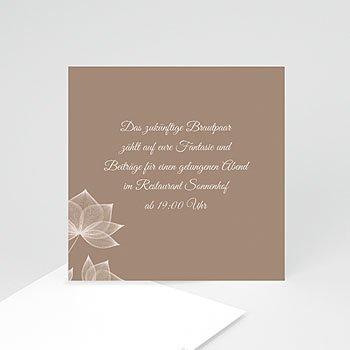Einlegekarte individuell - Hochzeitskarte Berlin - 1
