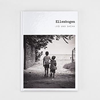 Fotobücher - Schlicht, weiß, Ferien - 0