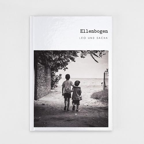 Fotobücher Schlicht, weiß, Ferien