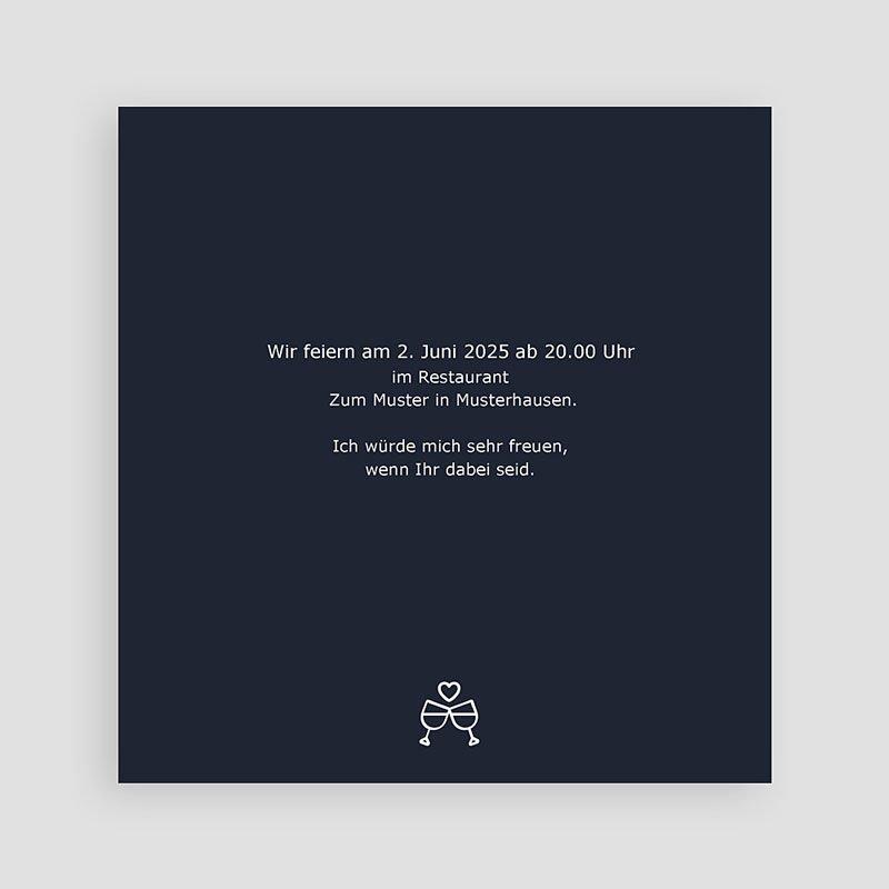 Hochzeit Einladungskarten Geburtstag Edel pas cher