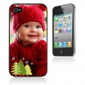 iPhone Cover NEU Schwarzes iPhone Hardcover