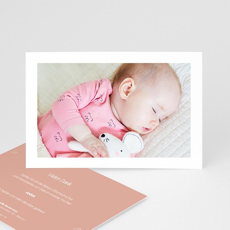 Dankeskarten Geburt Der Kleine Prinz Der kleine Prinz und seine Rose, Foto