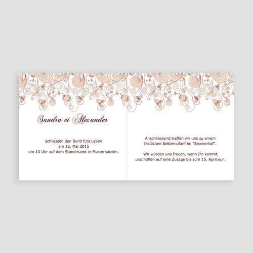Archivieren - Hochzeitskarten stilvoll 8959 preview