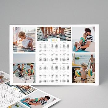 Kalender Jahresplaner - Fotoserie - 2