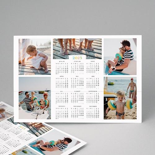 Kalender Jahresplaner Fotoserie Family