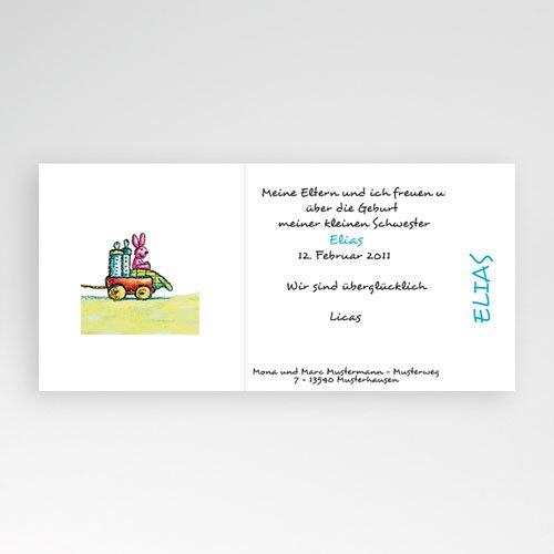 Babykarten für Jungen - Geschwisterglück 9014 preview