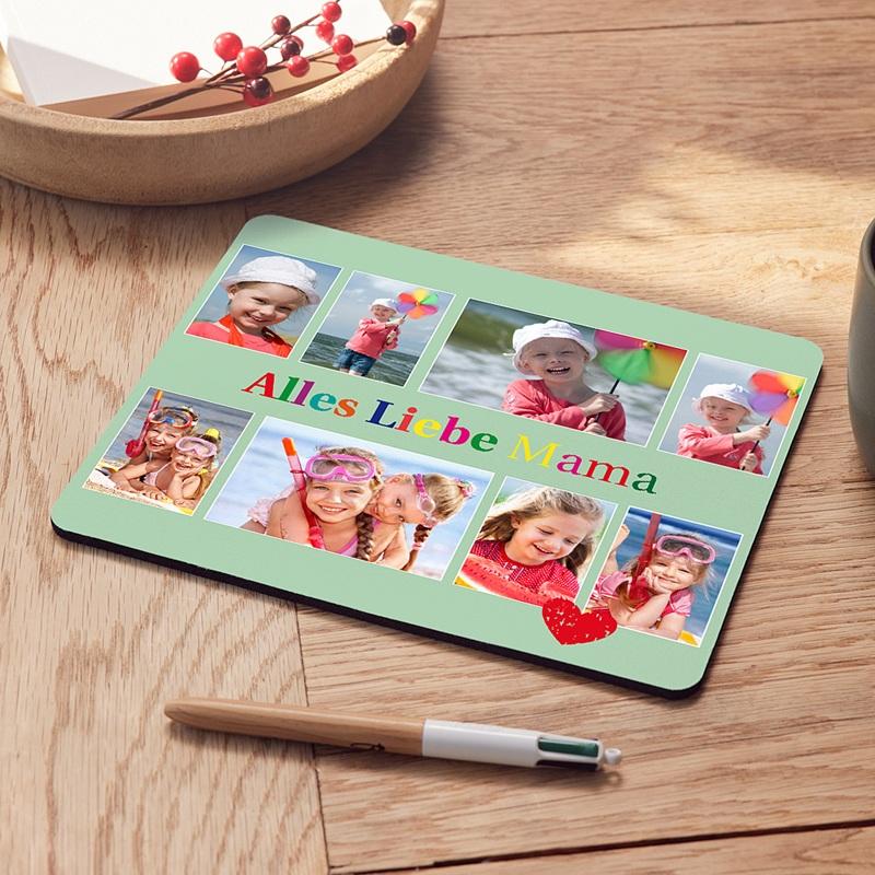 Foto-Mousepad - Alles liebe Mama 9054 thumb
