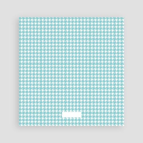 Dankeskarten Geburt Jungen - Tweed Boy 9080 test