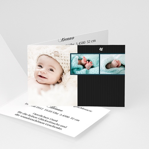 Babykarten für Jungen - Wunder -  Noah 9147