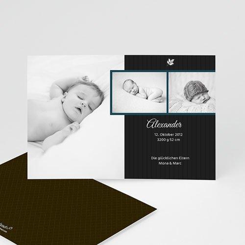 Geburtskarten für Jungen Finn