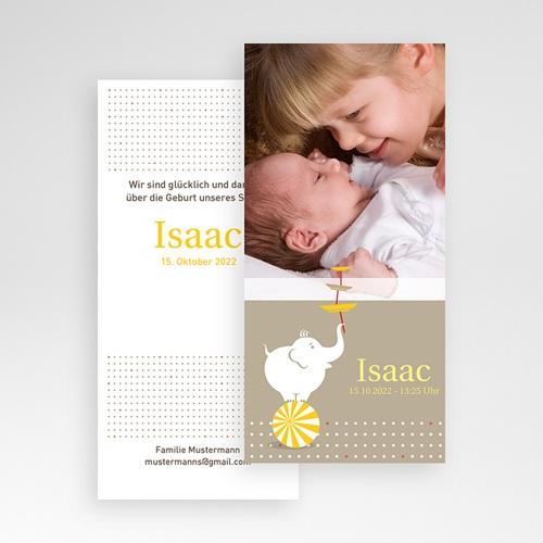 Babykarten für Jungen - Elefant 9164 test